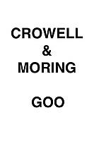 Crowell & Moring Goo