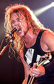 Oct 1988: METALLICA - Damaged Justice Tour Germany