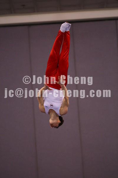 Photo by John Cheng - Pacific Rim Championships in San Jose, Ca.Kneechef