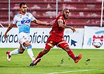 Rionegro Águila igualó 0-0 ante Junior. Fecha 8 Liga Águila I-2018.