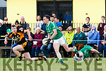 In Action Daniel Murphy at the Garveys Supervalu Senior County Football Championship - Round 1 Austin Stacks V St. Kierans at Connolly Park on Saturday