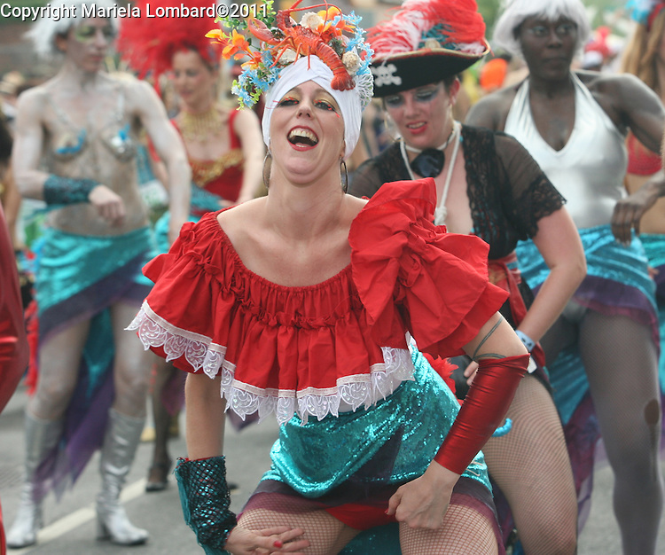 Mermaid Parade in Coney Island - Brooklyn - 2011.