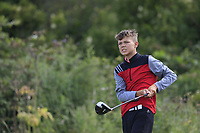 Archie McMinnis (Royal Belfast) during the final round at Carnalea Golf Club, Bangor, Antrim, Northern Ireland. 07/08/2019.<br /> Picture Fran Caffrey / Golffile.ie<br /> <br /> All photo usage must carry mandatory copyright credit (© Golffile | Fran Caffrey)
