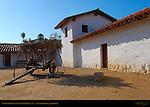 El Presidio Real de Santa Barbara 1782, Santa Barbara, California