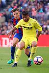 2017-05-06-FC Barcelona vs Villarreal CF: 4-1.