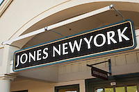 Jones New York store is pictured in Tanger Outlets in Sevierville,  Tennessee Thursday March 20, 2014.