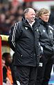 Yeovil manager Gary Johnson. Stevenage v Yeovil Town- npower League 1 -  Lamex Stadium, Stevenage - 13th April, 2013. © Kevin Coleman 2013.. . . . .. . . .  . . .  .