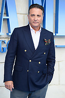 Andy Garcia arriving for the &quot;Mama Mia! Here We Go Again&quot; world premiere at the Eventim Apollo, Hammersmith, London, UK. <br /> 16 July  2018<br /> Picture: Steve Vas/Featureflash/SilverHub 0208 004 5359 sales@silverhubmedia.com