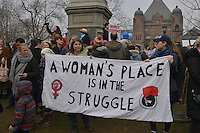 Saturday, January 21, 2017, Women's March On Washington, Toronto