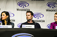 Garret Dillahunt at Wondercon in Anaheim Ca. March 31, 2019