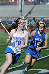 Ladies Lax: Warren Hills at Cranford