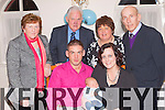 Conall Favier celebrates his christening with his parents Paul and Corinna Favier, Glenflesk and his grandparents Dan and Maria Favier and Con and Maura O'Sullivan in the Kerry Way bar on Saturday night