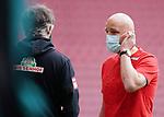v.l. Frank Baumann (Geschaeftsfuehrer Sport, Bremen), Rouven Schroeder (Vorstand Sport, Mainz)<br /><br />Sport: Fussball: 1. Bundesliga:: nphgm001:  Saison 19/20: 33. Spieltag: 1. FSV Mainz 05 vs SV Werder Bremen 20.06.2020<br /> DFL REGULATIONS PROHIBIT ANY USE OF PHOTOGRAPHS AS IMAGE SEQUENCES AND OR QUASI VIDEO<br />EDITORIAL USE ONLY<br />NATIONAL AND INTERNATIONAL NEWS AGENCIES OUT