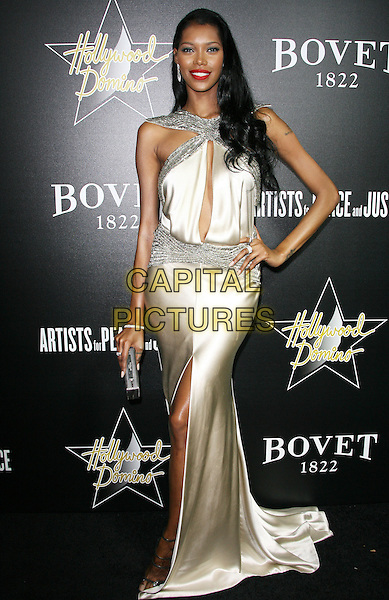 27 February 2014 - West Hollywood, California - Jessica White. Hollywood Domino&rsquo;s 7th Annual Pre-Oscar Charity Gala held at Sunset Tower Hotel. <br /> CAP/ADM/<br /> &copy;AdMedia/Capital Pictures