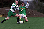 Action from the U/15 Final between Kalls and Vle celtic in the MDL Navan.Pic Fran Caffrey Newsfile.©Newsfile Ltd.