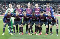 REAL MADRID CF v FC BARCELONA. LA LIGA 2018/2019. ROUND 26.