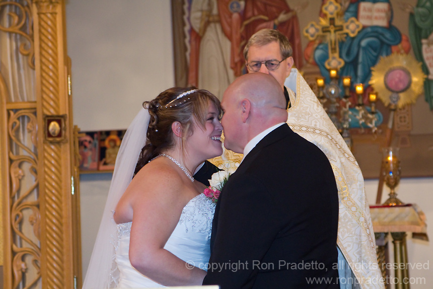 Christine Urban & Frank Frederick united in marriage 10/27/12 in Mingo Junction Ohio on October 27, 2012. Reception followed in Follansbee, WV.
