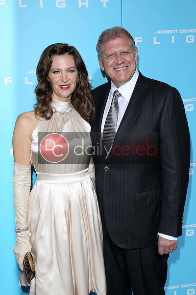 Leslie Harter Zemeckis, Robert Zemeckis<br />
