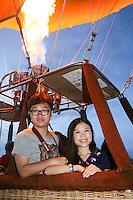 20160206 06 February Hot Air Balloon Cairns