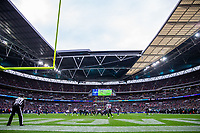 3rd November 2019; Wembley Stadium, London, England; National Football League, Houston Texans versus Jacksonville Jaguars; NFL takes place at Wembley - Editorial Use