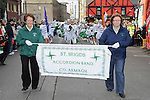 St Patrick's day parade Drogheda. Photo: Colin Bell/pressphotos.ie