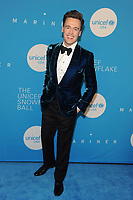 NEW YORK, NY - NOVEMBER 28:  Actor Erich Bergen attends the 13th Annual UNICEF Snowflake Ball 2017 at The Atrium at 60 Wall Street on November 28, 2017 in New York City. Credit: John Palmer/MediaPunch /NortePhoto.com NORTEPOTOMEXICO
