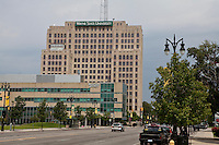 Wayne State University is seen in Detroit (Mi) Sunday June 9, 2013. Founded in 1868, WSU consists of 13 schools and colleges offering 370 programs to nearly 29,000 graduate and undergraduate students.