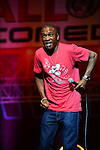MIAMI, FL - OCTOBER 03: Actor/comedian Tommy Davidson performs during Shaquille O'Neal All Star Comedy Jam at James L Knight Center on Friday October 3, 2014 in Miami, Florida. (Photo by Johnny Louis/jlnphotography.com)