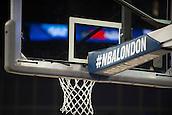 15.01.2014 London, England.  Basket NBA Media Day, prior  to the NBA Basketball Global Game between Atlanta Hawks v Brooklyn Nets taking place at the O2 Arena London Jan 16th