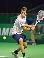 10-02-13, Tennis, Rotterdam, qualification ABNAMROWTT,   Matteo Viola
