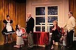 "Dee Dee Friedman - Natalie Smith - Bill Tatum - Ellen Dolan (Ellen & Bill on As The World Turns) - David M. Mead star in Moliere's ""Tartuffe"" from Jan. 13 to Jan 29 at the WorkShop Theatre, New York City, New York. Photos on costume were taken on January 9, 2011. (Photo by Sue Coflin/Max Photos)"