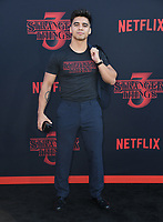 "Israel28 June 2019 - Santa Monica, California - Jordan Buhat. ""Stranger Things 3"" LA Premiere held at Santa Monica High School. <br /> CAP/ADM/BT<br /> ©BT/ADM/Capital Pictures"