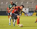 Independiente Medellín se clasificó a los cuartos de fina de la Copa Colombia tras igualar sin goles ante Deportivo Cali, en Palmaseca, en el duelo de vuelta de los cuartos de final; el rojo se impuso en el partido de ida en la capital antioqueña.