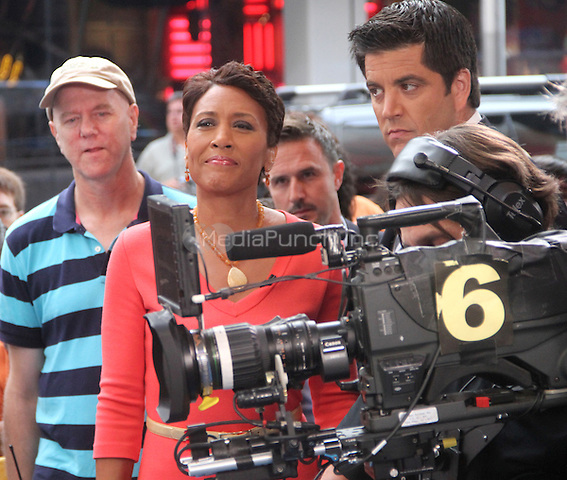 July 23,  2012 Robin Roberts host of Good Morning  America in New York City.Credit:© RW/MediaPunch Inc.