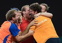 2017-09-11 Davis Cup NED-CZE