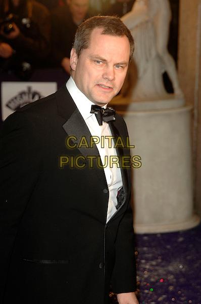 JACK DEE .British Comedy Awards 2006, London Television Studios, London, UK. - Arrivals.December 13th, 2006.half length black tuxedo jacket.CAP/PL.©Phil Loftus/Capital Pictures