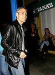 4-25-08  George Clooney leaving DAn tanas .restaurant in Hollywood ..www.AbilityFilms@yahoo.com   www.AbilityFilms.com.805-427-3519.