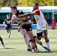 Broncos No ?? in action during the U19's game between London Broncos and Catalans at Ealing Trailfinders, Ealing, on Sun May 1, 2016