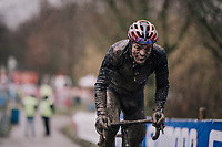 Steve Chainel (FRA/Chazal-Canyon) checking out the course<br /> <br /> UCI CX Worlds 2018<br /> Valkenburg - The Netherlands