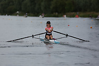 Race: 142: W J14 1x  Final<br /> <br /> Peterborough Summer Regatta 2017 - Saturday<br /> <br /> To purchase this photo, or to see pricing information for Prints and Downloads, click the blue 'Add to Cart' button at the top-right of the page.