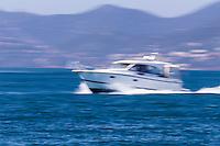 Europe/France/Provence-Alpes-Côte d'Azur/Alpes-Maritimes/Cannes: Yacht , baie de Cannes  // Europe/France/Provence-Alpes-Côte d'Azur/Alpes-Maritimes/Cannes: Yacht, Cannes bay