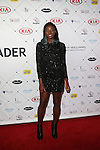 Olympic Games Rio 2016 Track and Field Silver Medal Winner Nia Ali Attends Kia STYLE360 Hosts Official Serena Williams Signature Statement Collection by HSN After-Party Held at <br /> Bagatelle NYC