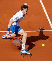 Andy Murray (GBR) (4) against Marcos Baghdatis (CYP) (25) in the second round of the men's singles. Andy Murray beat Marcos Baghdatis 6-2 6-3 0-6 6-2..Tennis - French Open - Day 6 - Fri 29 May 2010 - Roland Garros - Paris - France..© FREY - AMN Images, 1st Floor, Barry House, 20-22 Worple Road, London. SW19 4DH - Tel: +44 (0) 208 947 0117 - contact@advantagemedianet.com - www.photoshelter.com/c/amnimages