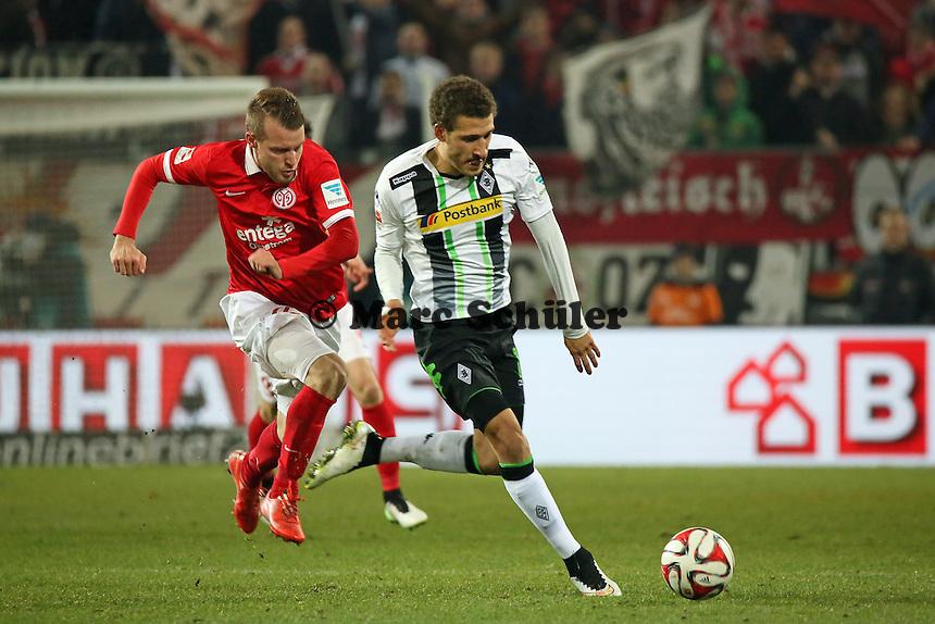 Fabian Johnson (Gladbach)  - 1. FSV Mainz 05 vs. Borussia Moenchengladbach, Coface Arena