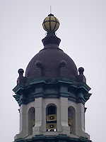 At the top of the Utah State Capitol building's dome is found a smal cupola.