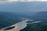 View from Solomon's Dome near Dawson City, The Yukon Terrotery, Canada