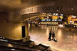 _DSC2432, Vacheron, New York, USA, 02/2016, USA-11546. Travelers walk through Grand Central Station.<br /> <br /> CAPTION: Travelers Walk Through Grand Central Station. New York, New York, USA, 2016<br /> <br /> CHECK IMAGE USAGE<br /> <br /> FINAL_Vacheron<br /> Fine Art Print<br /> <br /> retouched_Sonny Fabbri 06/09/2016<br /> Retouched_Eli Durst 12/15/2016