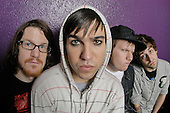 Jan 29, 2007: FALL OUT BOY - Photosession in London