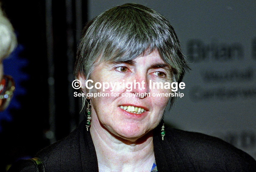 Maria Fyfe, MP, Labour Party, UK, 199309601.<br />