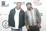 Teddy Ted and Lord Finesse Attend the NEW YORK PREMIERE OF ICE-T'S DIRECTORIAL DEBUT FILM SOMETHING FROM NOTHING: THE ART OF RAP Held at Alice Tully Hall, Lincoln Center, NY 6/12/12